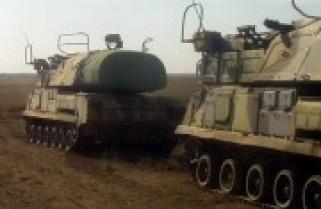 У Євпаторії навчання зенітно-ракетних підрозідлів (ФОТО)