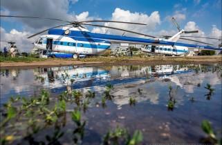 Ремоторизація вертольотів на Мотор Січ