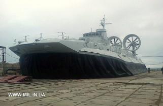 У Феодосії готують до передачі Китаю 2-й МДКПП проекту 958 «Бізон»