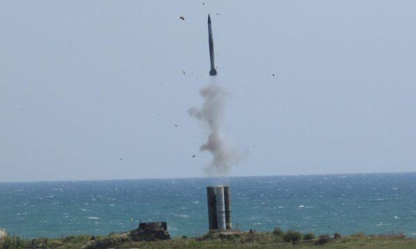 """""""Shabla — 2017"""" – українські ракетники успішно здійснили бойові пуски зенітних керованих ракет системи С-300 по реальній повітряній цілі"""