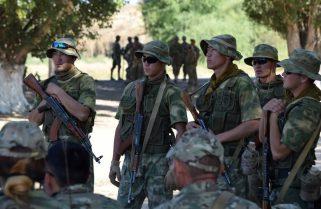 """В Казахстані проходять тактико-спеціальні міжнародні навчання """"Степовий орел 2017"""""""