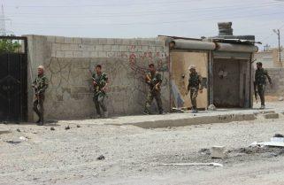 Сирія: бої за Ракку, ситуація станом на 15 червня