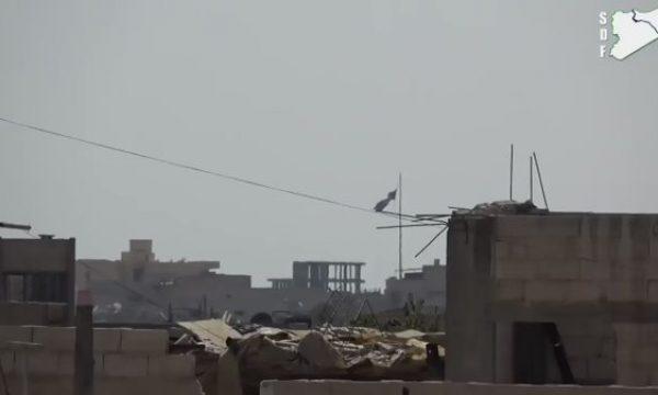Сирія. Ситуація поблизу Ракки станом на 22 червня