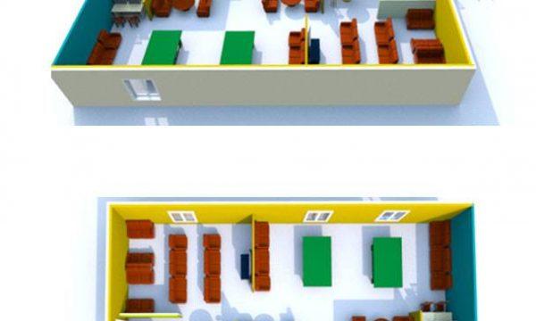 Рекреаційні центри для військовослужбовців на базі стаціонарних таборів на полігонах
