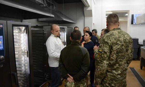 На Львівщині відбулися збори з начальниками продовольчих служб ЗС України
