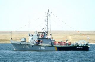 Україна відремонтує тральщик за пів мільйона гривень