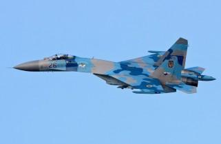 """В Повітряних силах ЗСУ щонайменше 25 """"живих"""" Су-27"""