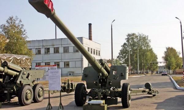 """152-мм гаубиця 2А65 """"Мста-Б"""""""