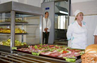 У Військовому інституті телекомунікацій та інформатизації запроваджено нову систему харчування