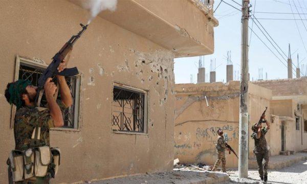 Турецькі військові відновили бойові зіткнення з СДА