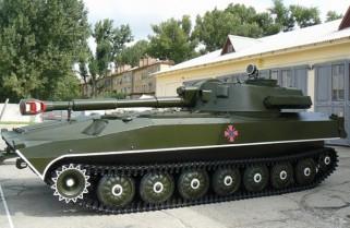 "2С1 ""Гвоздика""122 мм САУ"