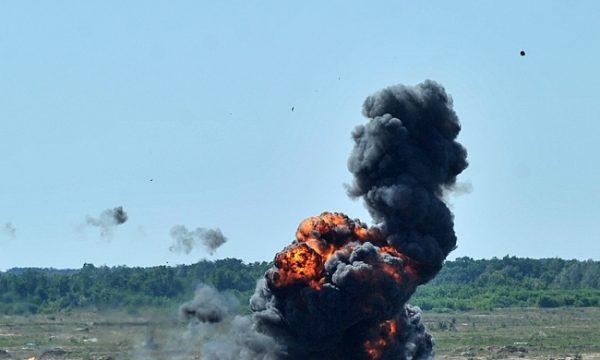 РНБО заявила про випробовування українського ударного БПЛА