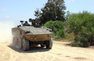 """Ізраїльський колісний БТР """"Ейтан"""" прийде на заміну M113"""
