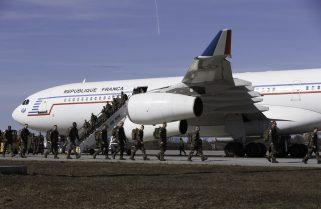 В Естонії завершується формування бойової групи НАТО