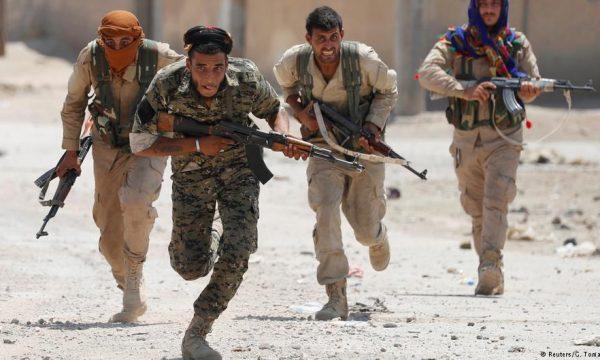 Сирійська Демократична Армія заявила про звільнення від ІД майже половини Ракки