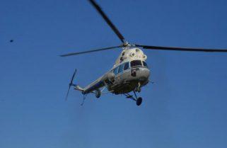 Сьогодні, в районі населеного пункту Малинівка, що неподалік Краматорська, розбився військовий гелікоптер Мі-2