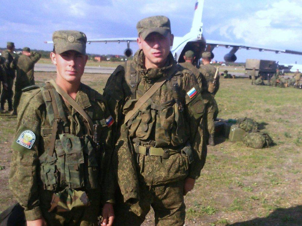 Російська 15-та бригада засвітилася в українському Ізвариному