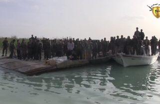 Сирія: наступ курдів на правому березі Євфрату