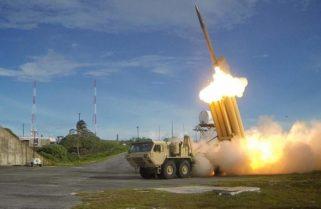 США провели випробування системи протиракетної оборони THAAD