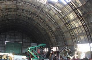 Колаборанти з артилерії обстріляли агропідприємство у Талаківці