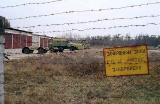 У Борисполі під час затримання було поранено чоловіка, що незаконно потрапив на територію військової частини.