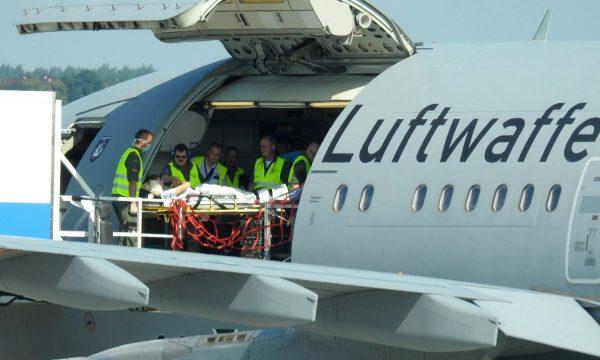 14 поранених військовослужбовців – учасників АТО відбули на лікування до Німеччини