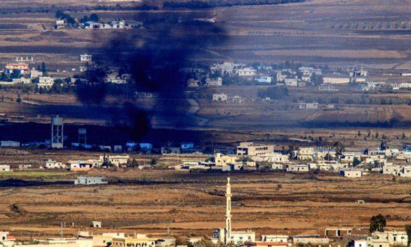 Військово-повітряні Сили Ізраїлю нанесли удари по цілям в Сирії