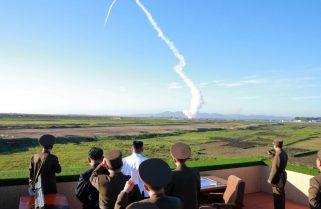 Північна Корея здійснила чергове випробування балістичної ракети