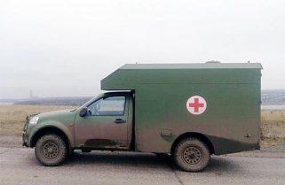 """Для армії замовили """"санітарки"""" Богдан 2251 на 54 млн грн"""