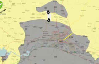 Бійці СДА розширяють плацдарм на правому березі Євфрату