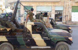 Лівія – ЛНА продовжує підготовку наступу на ісламістів