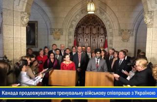 Міністр оборони Канади повідомив про продовження тренувальної військової місії для Збройних Сил України