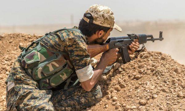 СДА звільнило від ІДІЛ чотири селища поблизу Ракки
