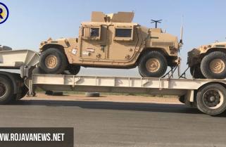 До Сирійської Демократичної армії почала надходити техніка від США.