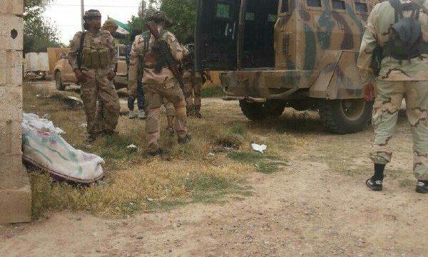 Війська СДА підходять до східних околиць Ракки