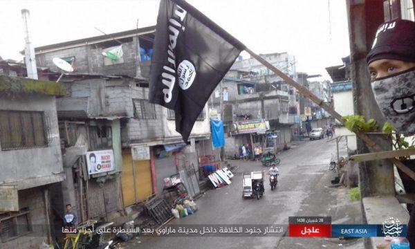 Ситуація в Мараві на Філіппінах, де ІДІЛ вчора захопили заручників