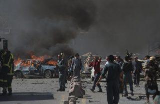 У столиці Афганістану біля посольства Німеччини стався жахливий теракт