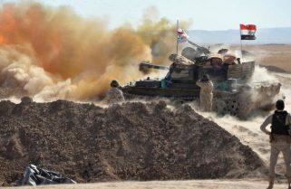 """Іракська влада офіційно заявила про звільнення від бойовиків """"Ісламської держави"""" міста Таль-Афар."""
