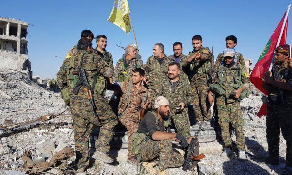 Сирія: СДА повідомляє про встановлення повного контролю над Раккою