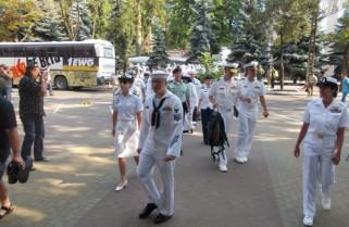 На півдні України стартували Sea Breez-2013