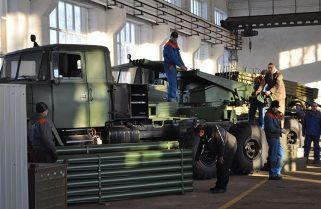 ДП «Шепетівський ремонтний завод» модернізує РСЗВ «Град» до рівня «Бастіон-01» (фото)