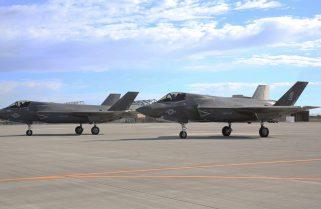 Через задуху зупинили польоти F-35 в Аризоні