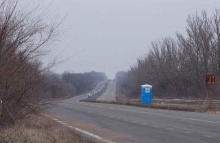 """КПВВ """"Новотроїцьке"""" буде винесено за селище Березове на 8 км ближче до лінії розмежування"""