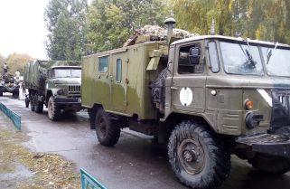 Механізована бригада на варті українського миру та спокою