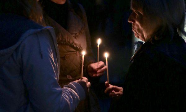 У Дніпрі відкрили алею пам'яті загиблим в АТО