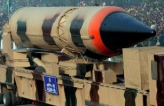 """Індія приймає на озброєння нову ракету """"Агні-3"""""""