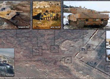 Турки втратили під Ель-Баб щонайменше 8 Леопардів – Белінгкет