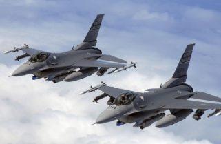 У США розбився винищувач F-16 Національної гвардії