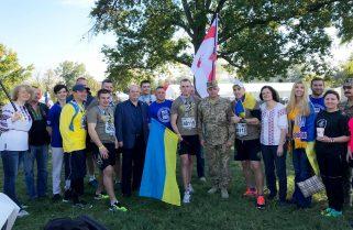 Українські військові вибороли 10 медалей на Марафоні морської піхоти США