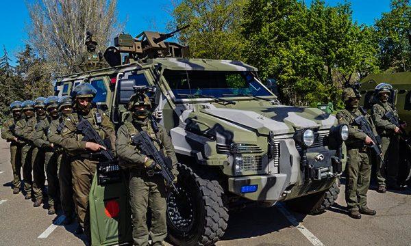 """В Одеській області відбуваються міжнародні антитерористичні навчання """"Міцний кордон 2017"""""""